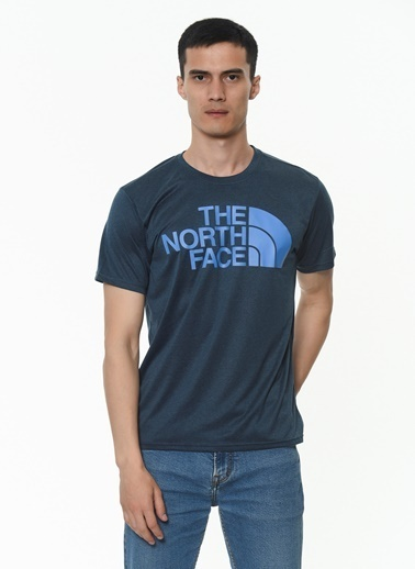 The North Face Erkek  Reaxıon Easy Tişört Nf0A4Cdv1Lg1 Mavi
